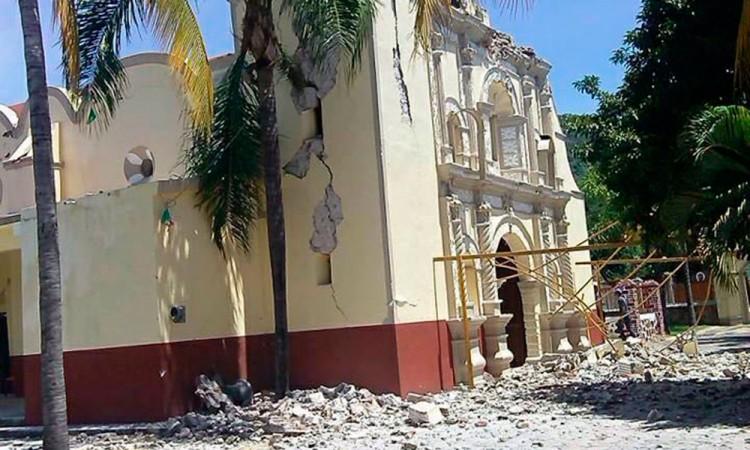 Izúcar, aún entre escombros tras sismodel 19-S