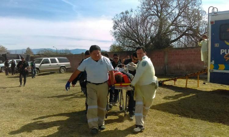 Rescatan a alpinista extraviado en el Citlaltépetl