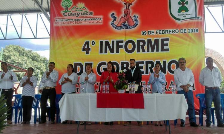 Invierten 30 mdp en Cuayuca