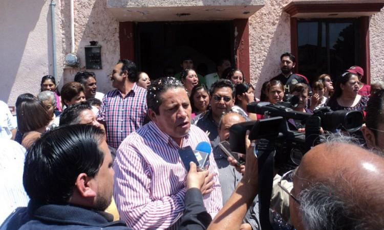 Desbandada tricolor quieren un lugar en Morena y el PAN