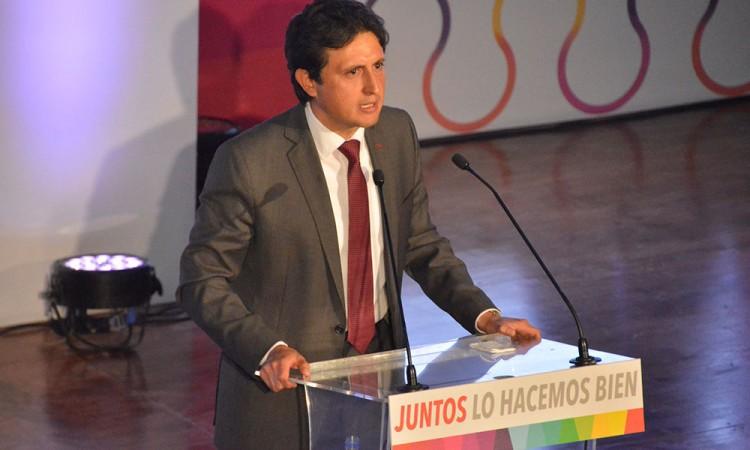 Rinde José Juan Espinosa cuarto informe de gobierno