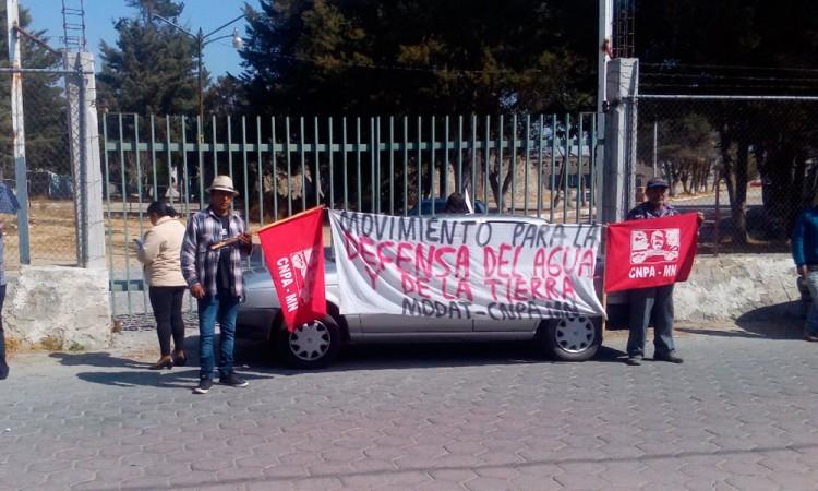 Acusan activistas de Libres hostigamiento