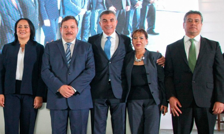 Gali Fayad fortalece seguridad en Teziutlán