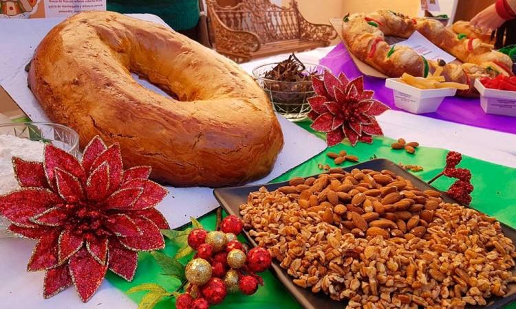 Elaborarán 30 mil roscas de reyes para expo-venta en San Pedro Cholula