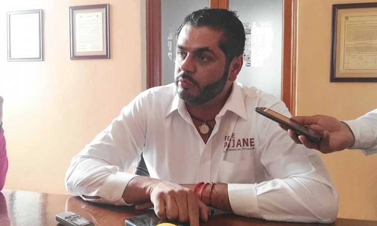 Destinará Tehuacán 20% de su presupuesto anual a Seguridad