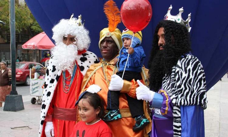 Temen los Reyes Magos ser asaltados delincuencia