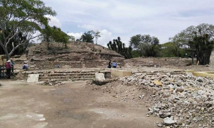 Prevén alza de visitas en zona arqueológica de Tehuacán