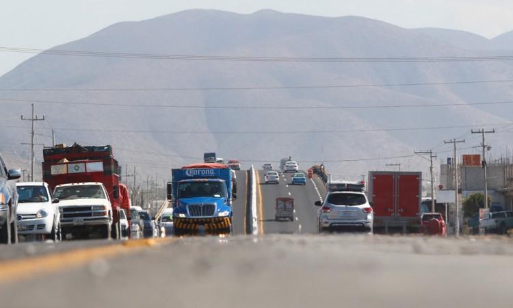 Ubican tramos más peligrosos de carreteras federales a Tehuacán