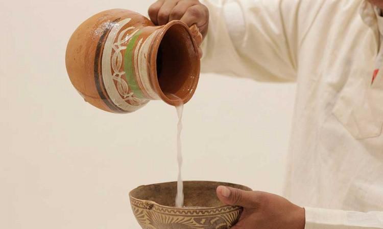 Buscan vender pulque sin alcohol en la Mixteca