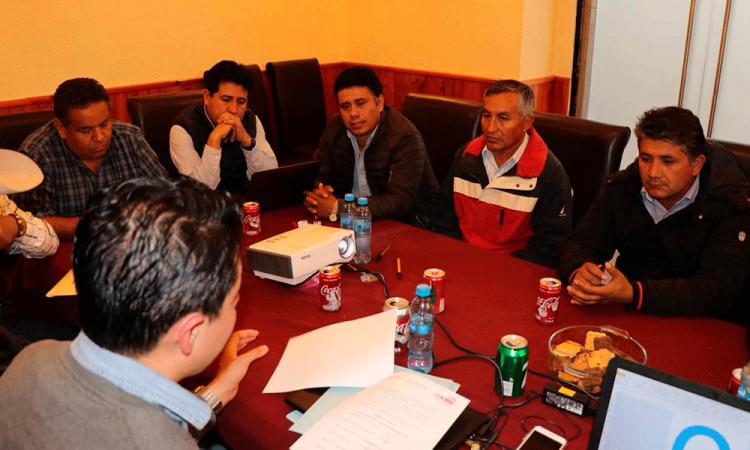 Avalan 16 registros de aspirantes a juntas auxiliares en Chignahuapan