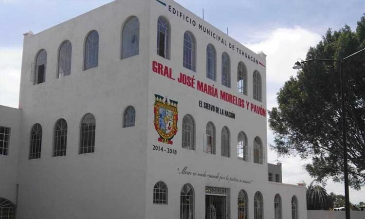 Despiden a 130 empleados de confianza del Ayuntamiento en Tehuacán