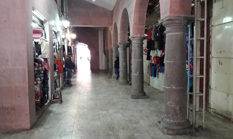 Removerán a comerciantes del Techumbre en Teziutlán