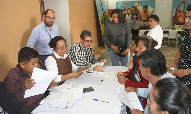 Se registran 63 planillas para plebiscitos en Tehuacán
