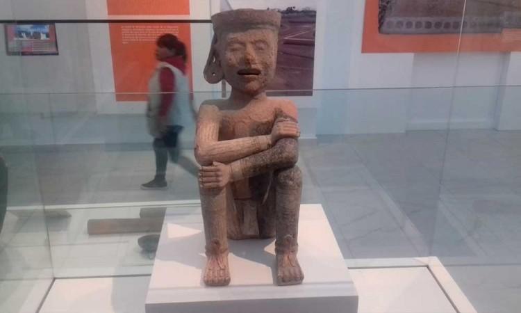 Gestionan construcción de nueva sala de exhibición en Museo de Sitio Tehuacán