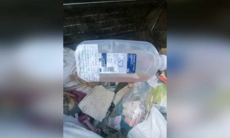 Multan a clínica por descuido de residuos en Tehuacán