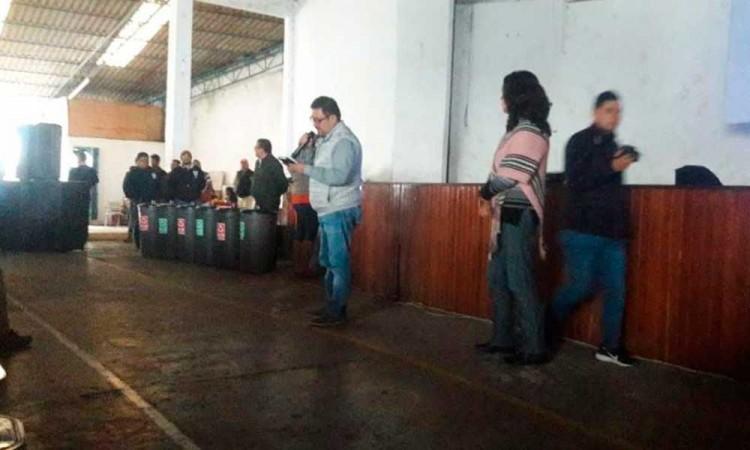 Crece sensibilidad y apoyo en el tema del manejo de la basura en Cuetzalan