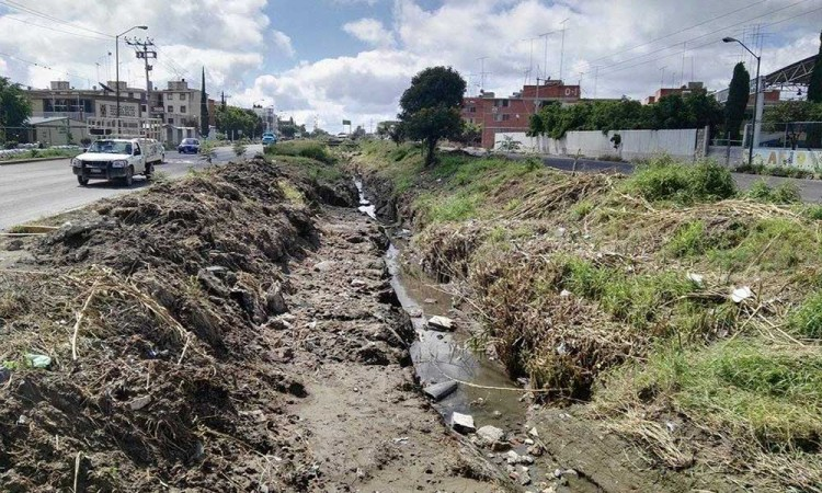 Van por 9 lavanderías por contaminar dren en Tehuacán