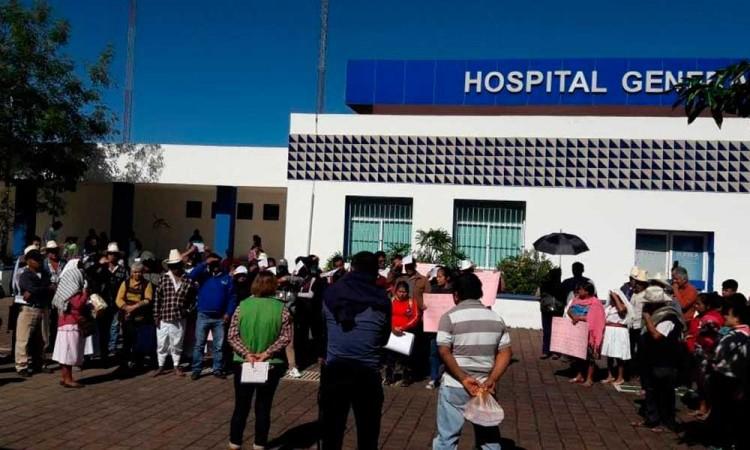 Piden indígenas recibir mejor servicio de salud