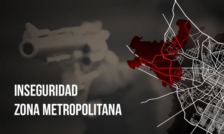 Crecen 52% delitos en 3 municipios morenistas