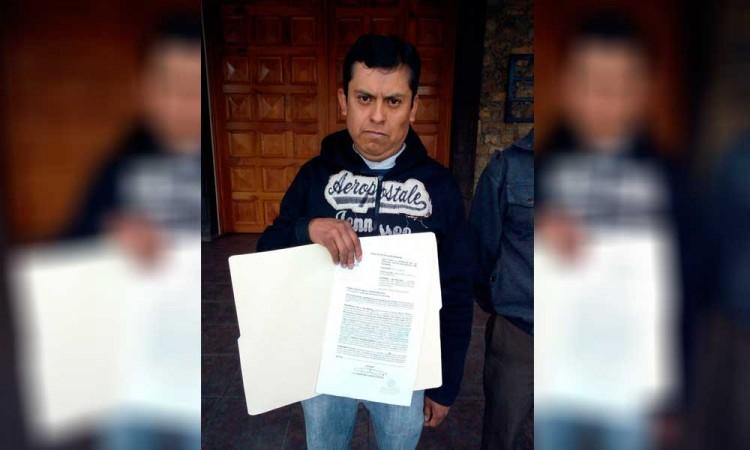 Falla TEPJF a favor de ciudadano para contender en Necaxaltépetl
