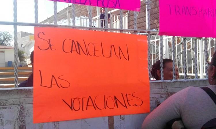 Sin renovar autoridad, en cinco comunidades de Tehuacán