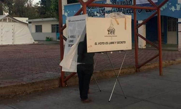 Por inseguridad, cancelan votación en una junta auxiliar de Atlixco