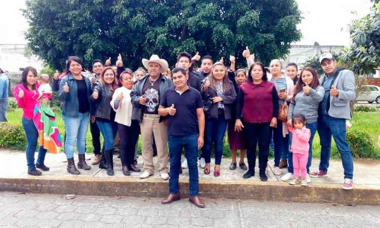 Buscan llevar elección de San Miguel Acuautla hasta el TEPJF
