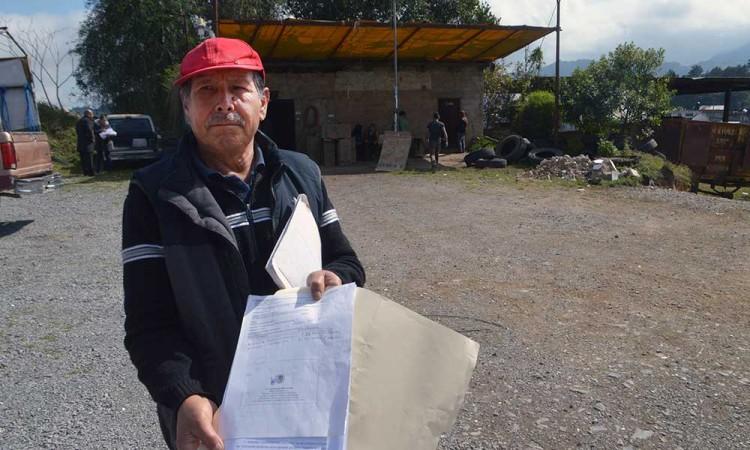 Denuncian influyentismo en Huauchinango
