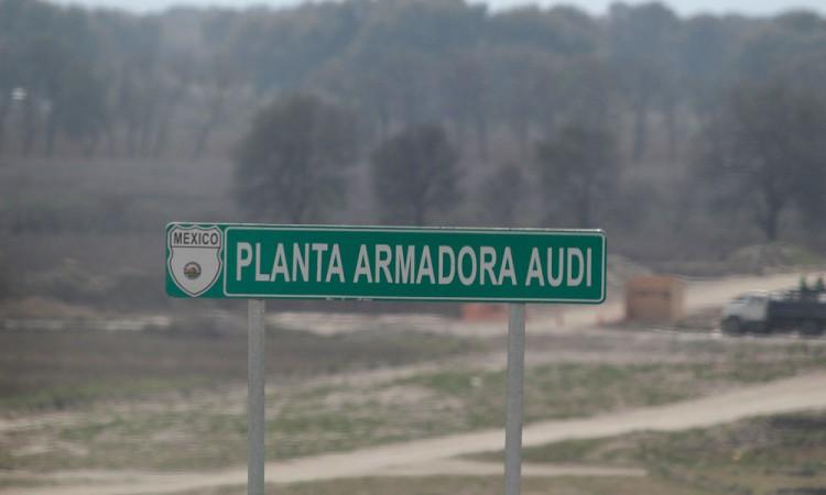 Pide Audi condonar 11 mdp de impuestos en San José Chiapa
