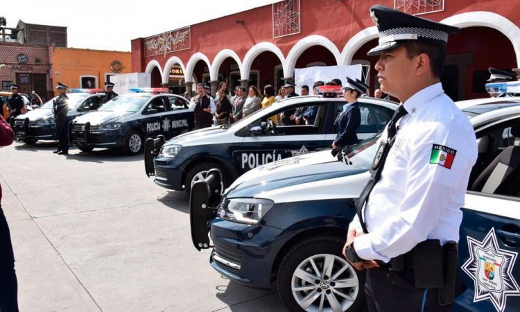 Dan de baja a 20 policías de San Pedro Cholula en 3 meses