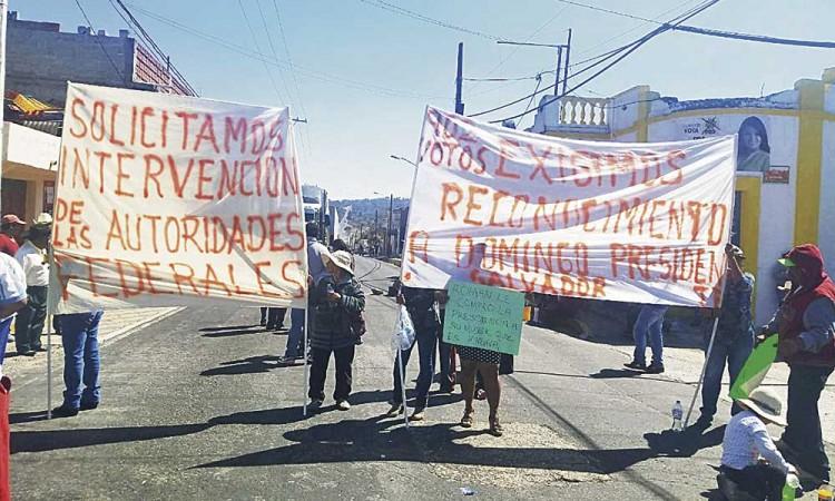 Rechazan triunfo de edil subalterno en San Salvador El Seco