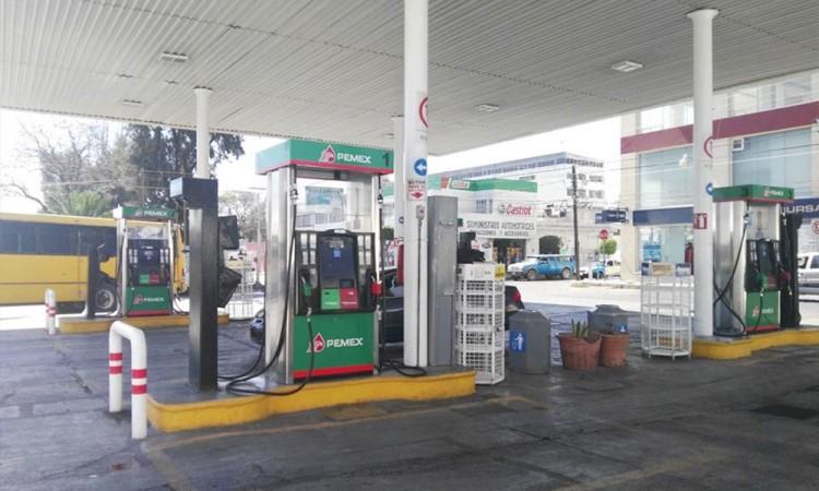 Registran escasez de gasolina en Tehuacán