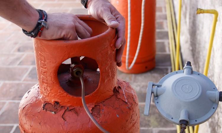 Alarma intenso olor a gas en Amozoc