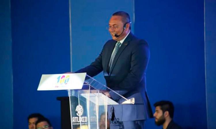 Reporta Guillermo Velázquez sus primeros 100 días de gobierno