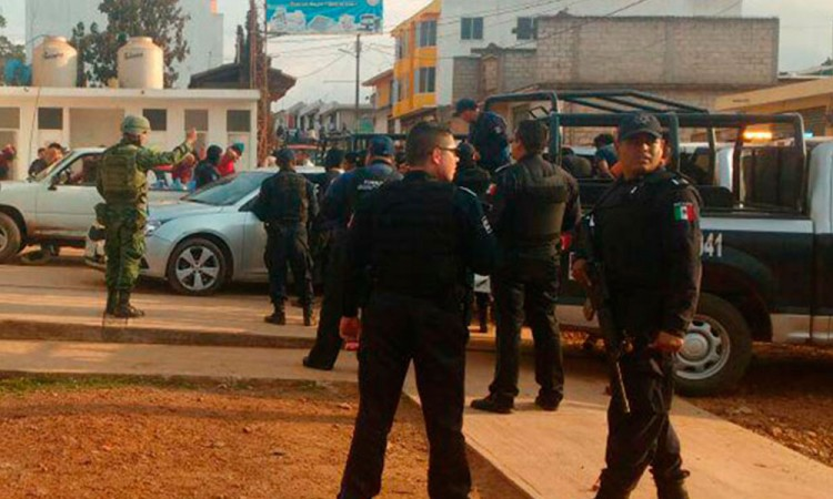 Aumentan vigilancia en las escuelas de Chignahuapan