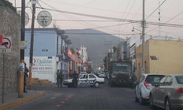 Realiza Ejército operativos de vigilancia en Tecamachalco, Tlacotepec y Yehualtepec