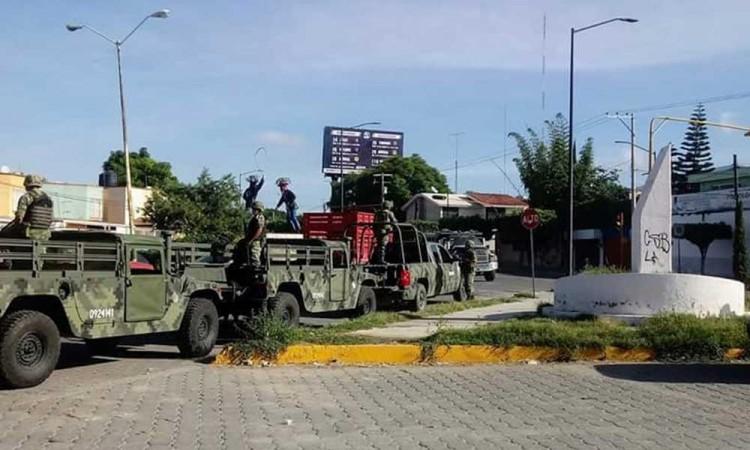 Cuatro municipios cercanos a Tehuacán, focos rojos para el Ejército
