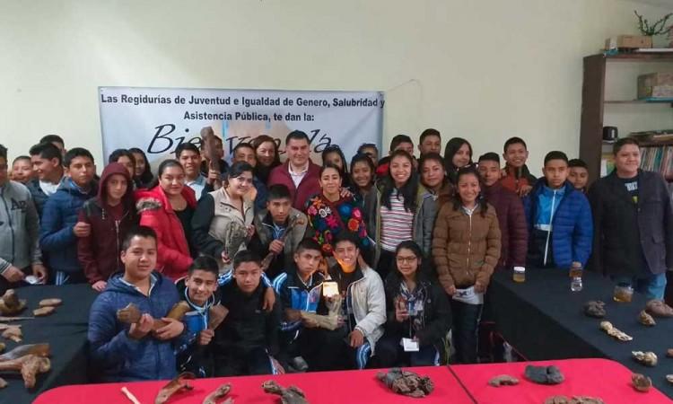 Arranca Museo Itinerante de las Adicciones en Teziutlán