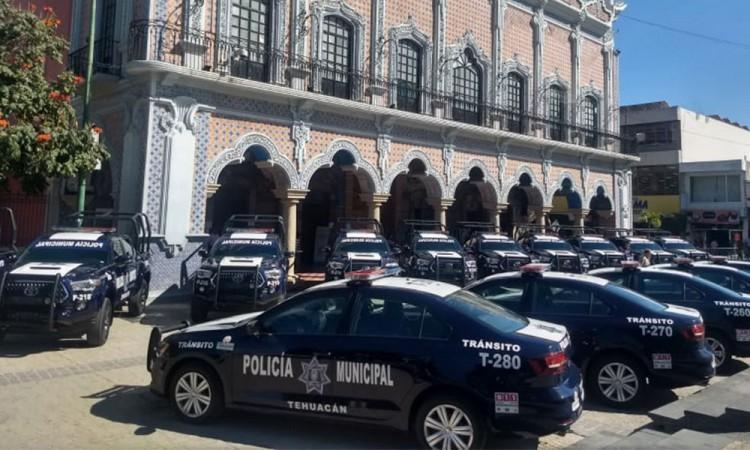 Absorberán patrullas de Tehuacán $650 mil en gasolina