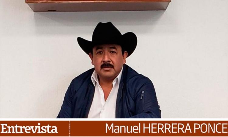 Edil  de Los Reyes de Juárez: Mi labor es velar por la seguridad de los pobladores