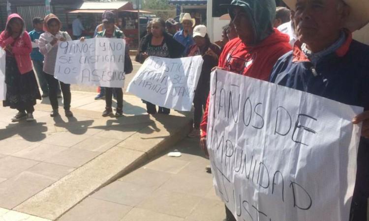Preparan marcha para exigir justicia por la activista de Chila