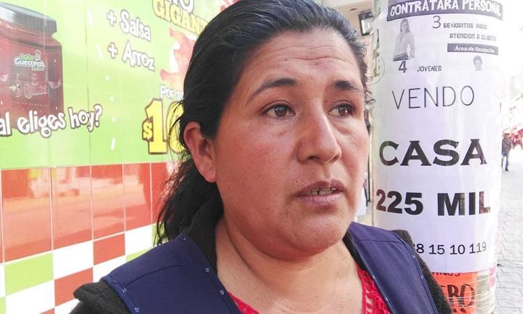 Niegan ambulantes ser tolerados por autoridades de Tehuacán