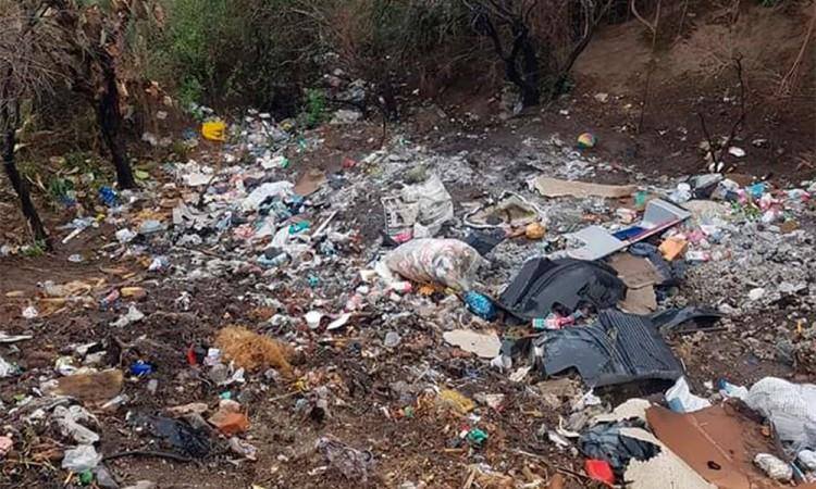 Contaminación en barrancas de Yehualtepec genera enfermedades