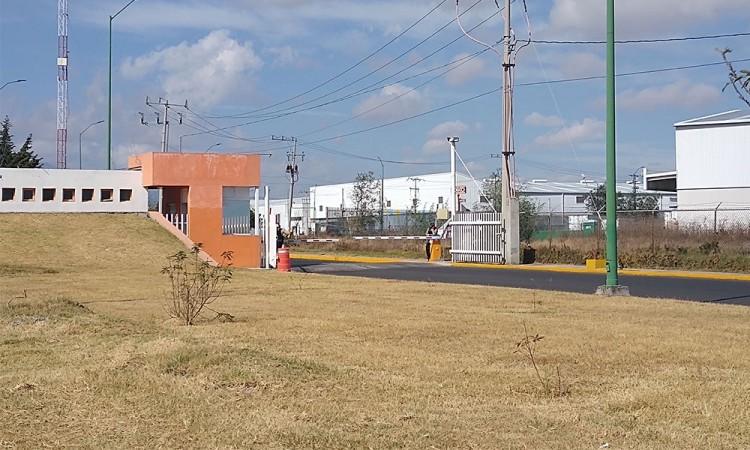 Exigen más seguridad en parques industriales de Huejotzingo