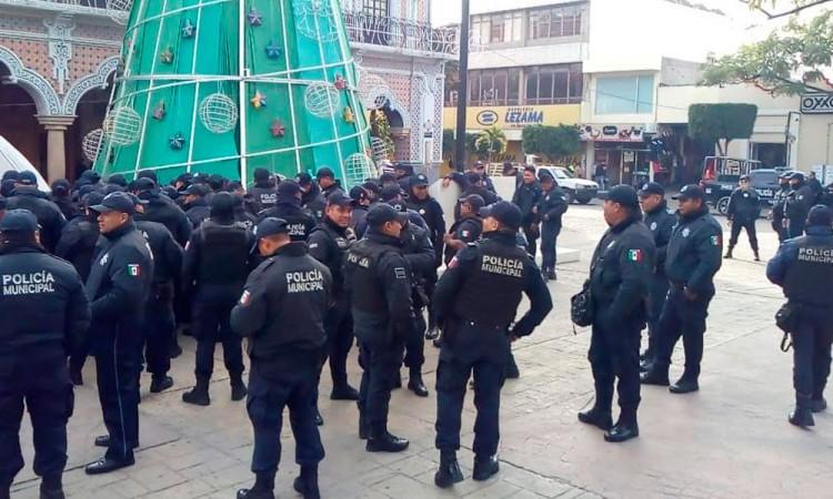Destinarán 100 mdp para seguridad pública en Tehuacán