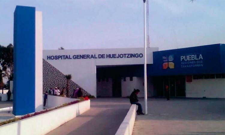Se quedan sin cirugías en Hospital General de Huejotzingo