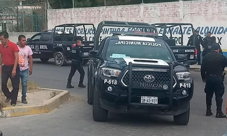 Localizan bodegas de productos robados en Tehuacán