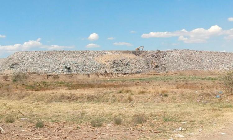 Buscan opciones para verter desechos de Cholula