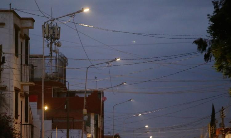 Misiones de San Francisco adeudaba 6 mdp de luz