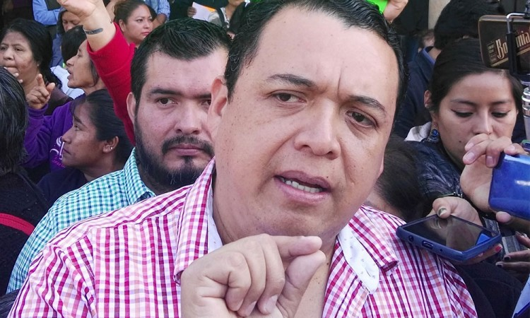 TEPJF admite juicio de suplente de Felipe Patjane